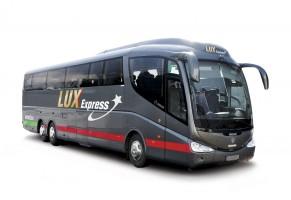 luxexepress bus white e
