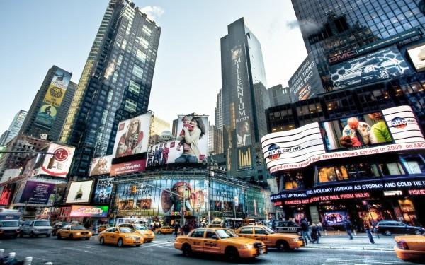 x new york city taxis e