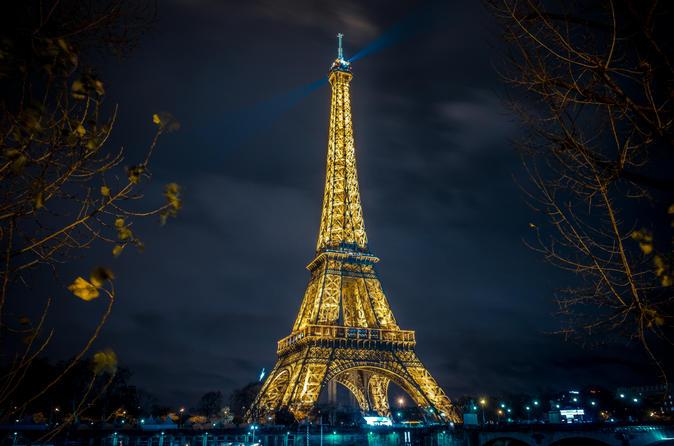 eiffel tower paris moulin rouge show and seine river cruise in paris