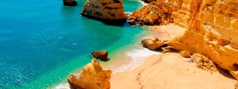 Praia da Marinha algarve beach e