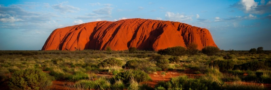 mount uluru wallpaper