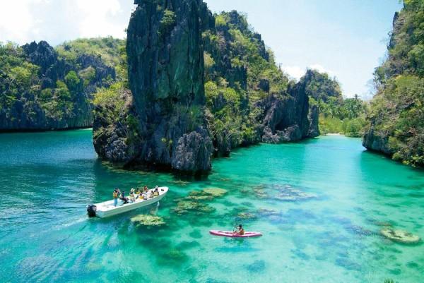 palawan island Philippines e