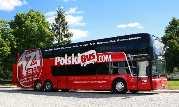 tickets from eur pln 1 by polskibus vilnius warsaw vilnius. Black Bedroom Furniture Sets. Home Design Ideas