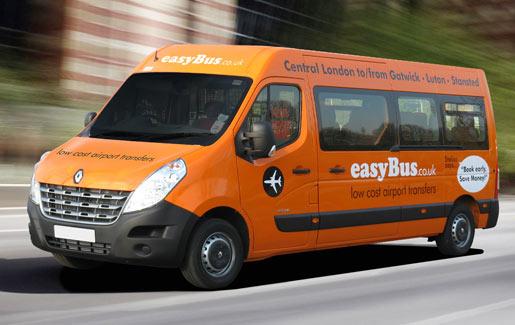 Easybus London Airport Transfers Just 163 1 Travelfree
