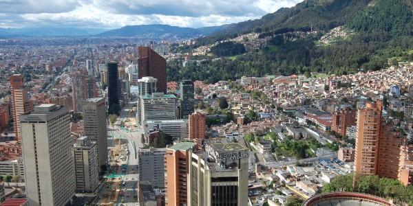 Bogota Colombia e