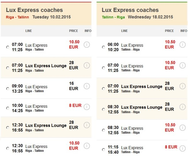 lux express 2