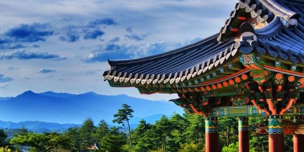 naksansa temple south korea  e