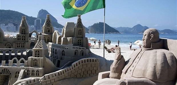 Brazil statues b