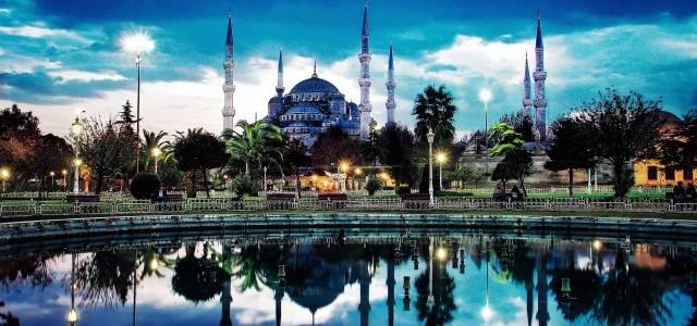 istanbul turkey e
