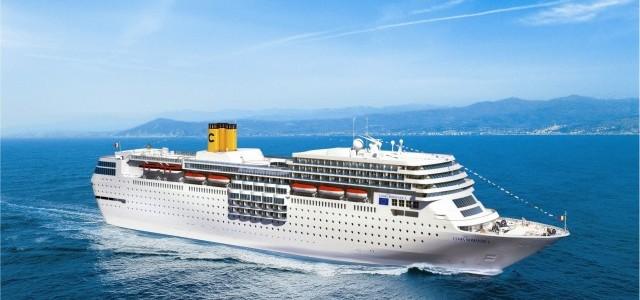 costa cruise e