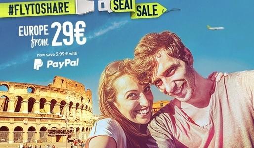 landing page april seat sale