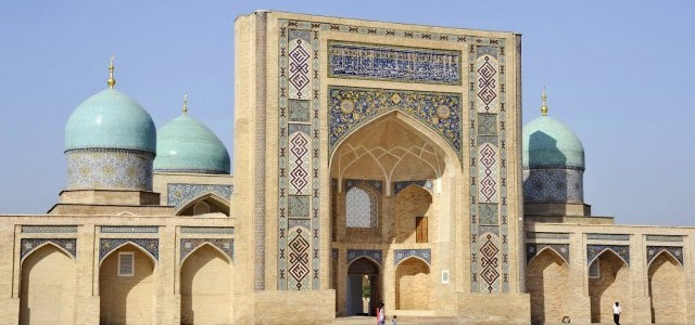 tashkent e