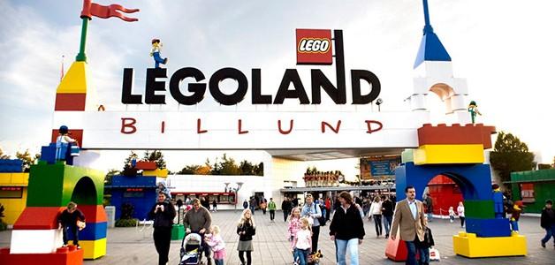 billund lego land