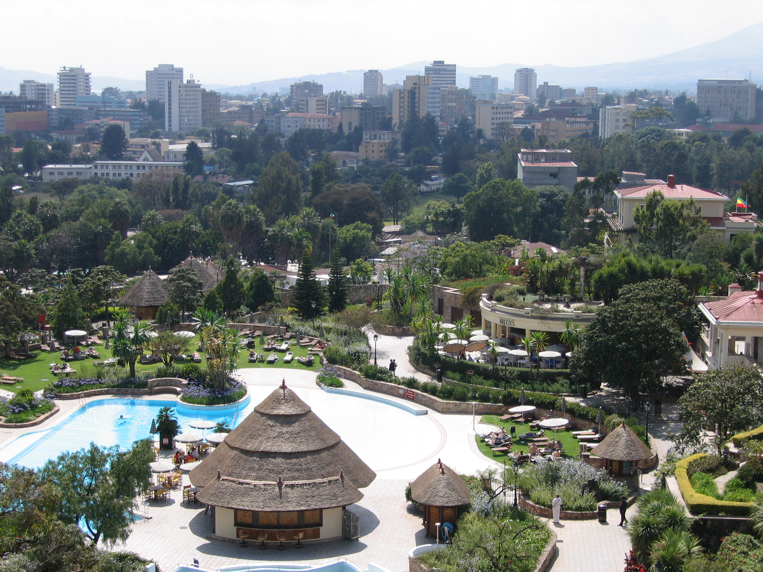 To Addis Ababa Ethopia From Prague For 328 Travelfree