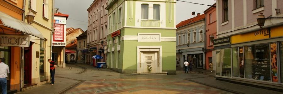 Tuzla Kapija place
