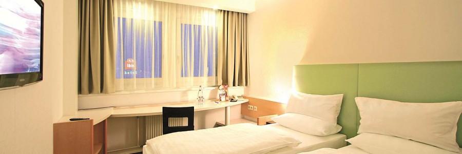 Ibis Budget hotel