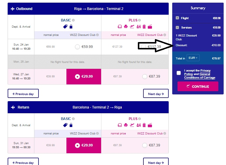 10 Discount Joining Wizz Discount Club Travelfree Info