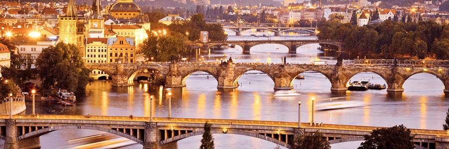 Prague e
