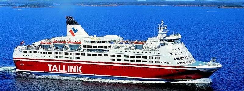 Tallink Silja Isabelle cut