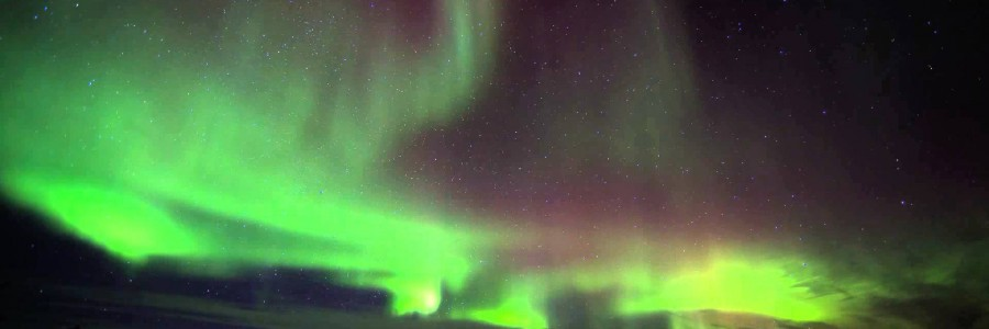 ivalo aurora borealis