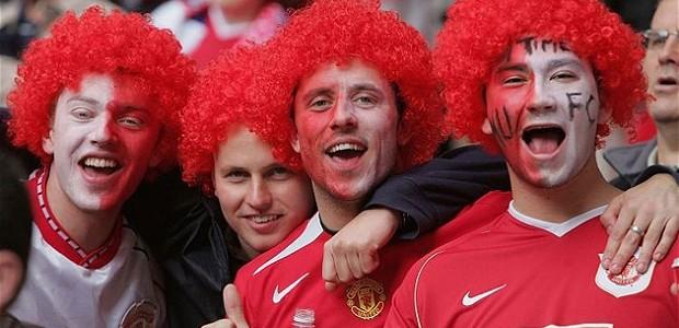 manchester fans