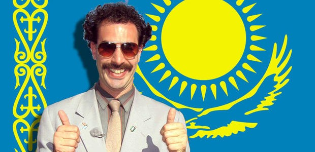 Borat Kazakhstan