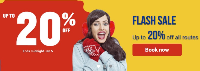 ryanair flash sale