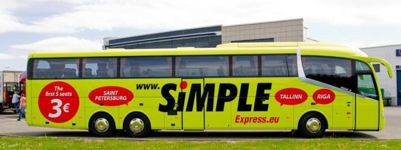 simple express