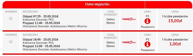 1 pln polski bus