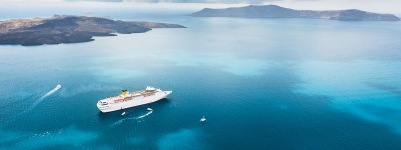 Mediterranean sea cruise