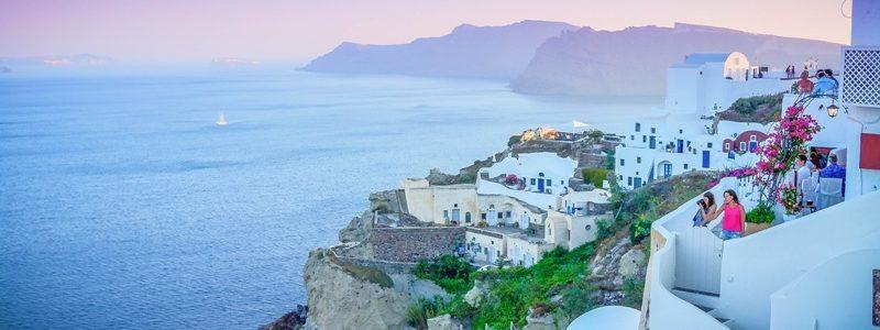 Santorini pixabay