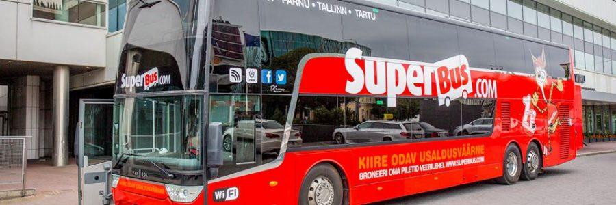 Superbus baltics e