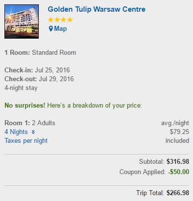Expedia promo code: $50 OFF a $200 hotel spend in Expedia - TravelFree