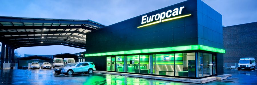 Crazy Europcar Car Rental Just For 1 1 From One City To Another