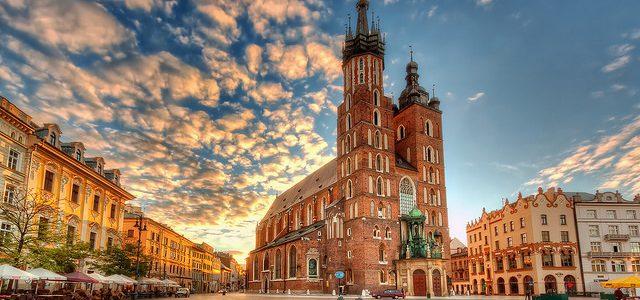 Krakow flickr