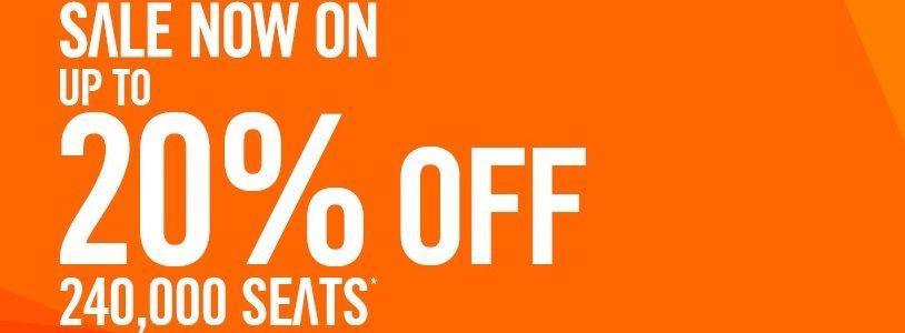 easyjet seat sale