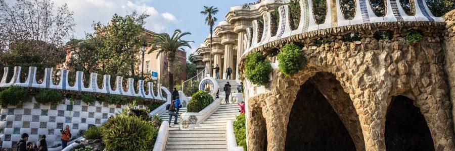 barcelona guellpark