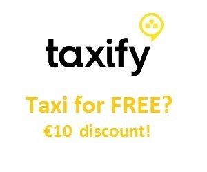 taxify promo code