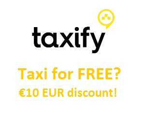 free taxify promo codes