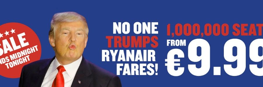 no one trumps ryanair fares sale