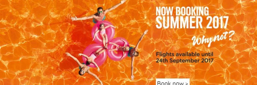 easyjet summer sale