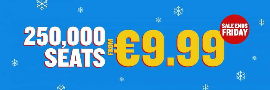 ryanair ice cold sale
