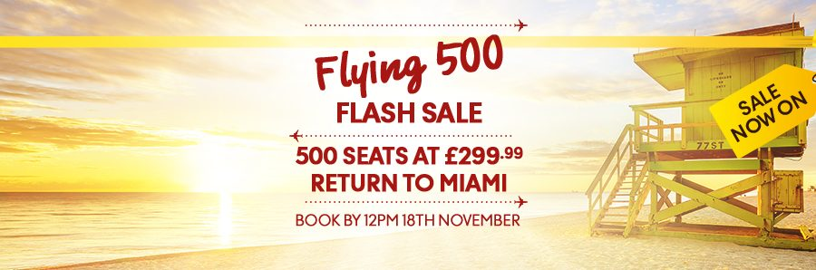 thomas cook airlines sale poster
