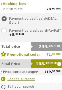 Vueling coupon code