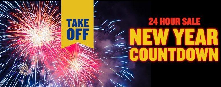 ryanair new year sale