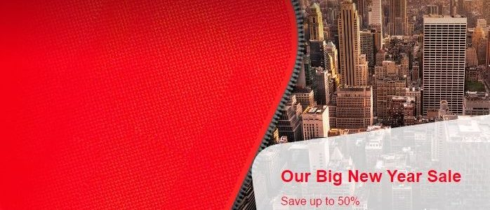 Hotels.com New Year SALE: up to 50% OFF!
