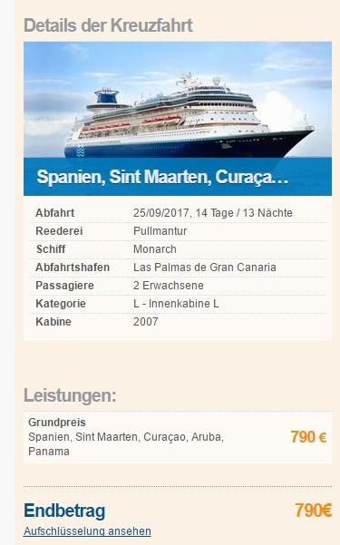 transatlantic cruise from europe