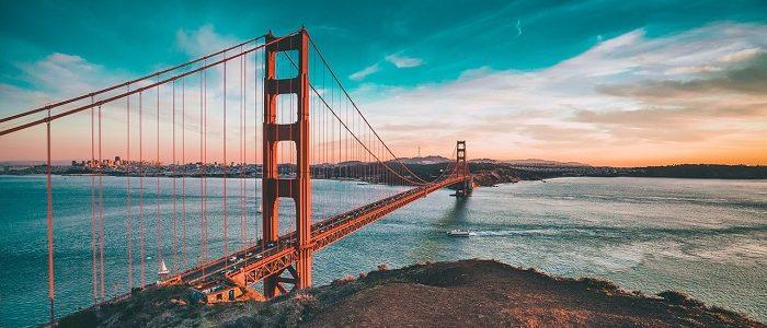 San Francisco sumažintas