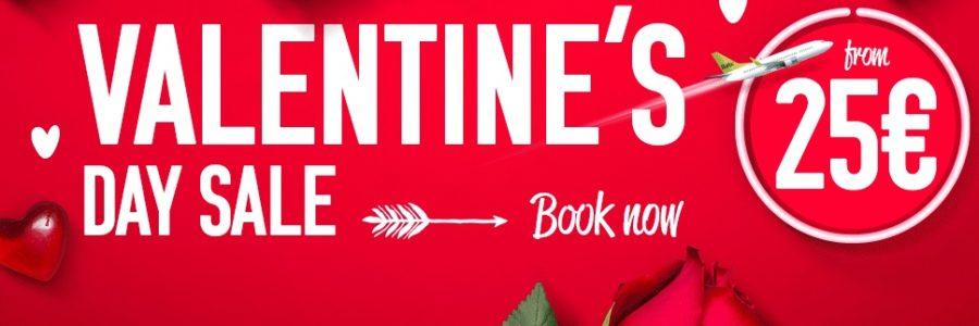 airbaltic valentine`s day sale
