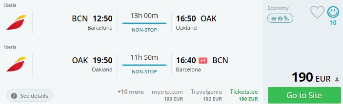 flights from barcelona to argentina